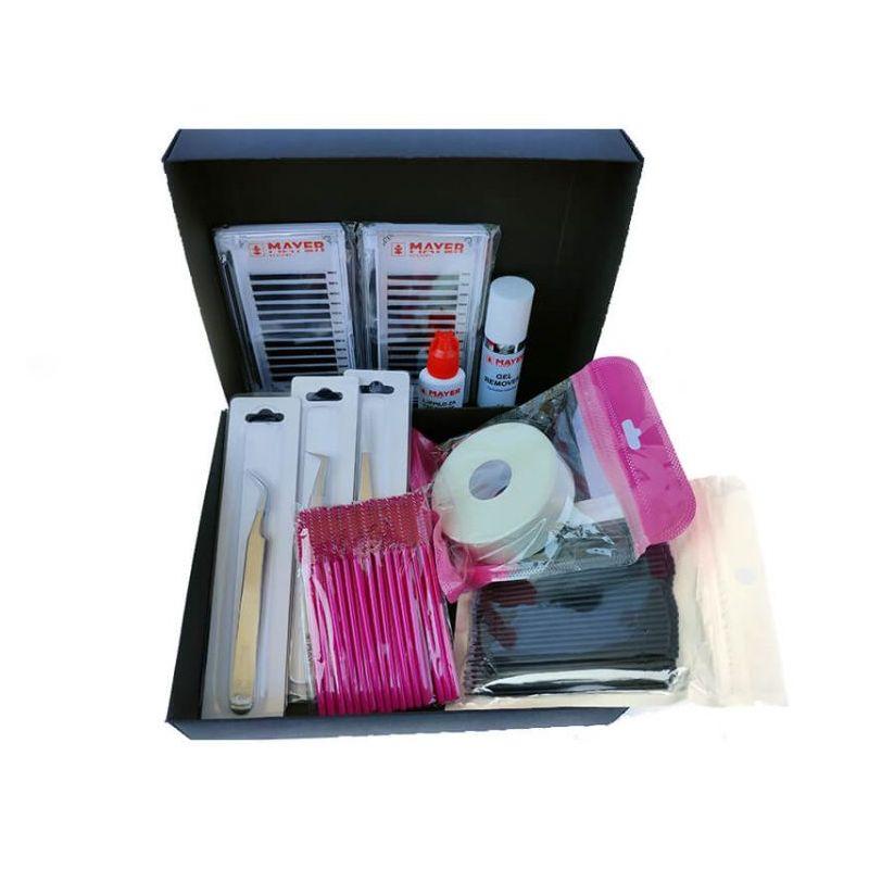 Naručite online pribor i proizvode potrebne za POSEBNA PONUDA - 3 tečaja ugradnje ekstenzija trepavica - mega, klasični i ruski volumen